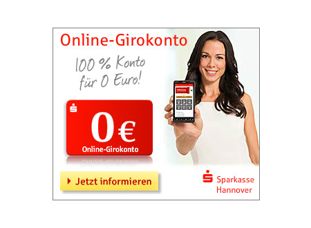 Sparkasse Hannover: Online-Produktwerbung mit Real Time Advertising